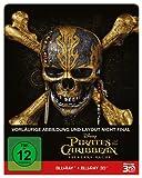 Pirates of the Caribbean: Salazars Rache (2D+3D) - Steelbook Edition [Blu-ray]