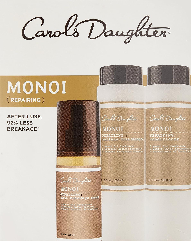 Amazon.com: La Hija De Carol Monoi Lujo Cuidado del Cabello ...