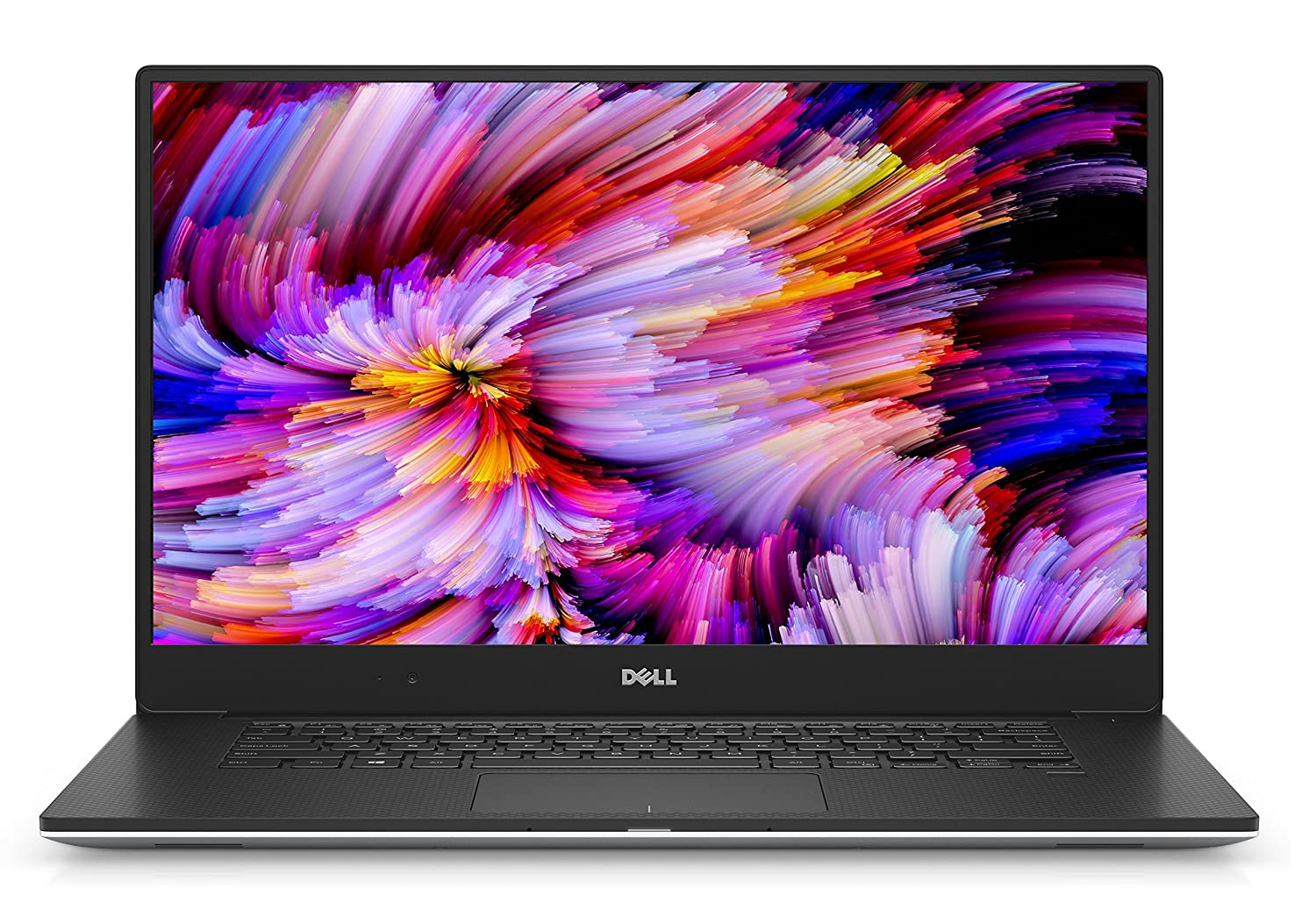 Dell XPS 15 15 6 Inch QHD Touch Laptop - (Silver) (Intel Core i7-7700HQ, 16  GB RAM, 512 GB SSD, GTX 1050 4G Graphics Card, Windows 10)