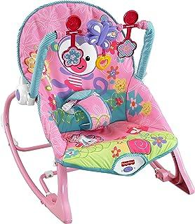 Jungle Fun Fisher-Price Infant-to-Toddler Rocker