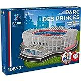 Nanostad 6700 - Jeu De Construction - Parc Des Princes En 3d