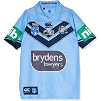canterbury Boys' NSW Blues State of Origin Pro Jersey