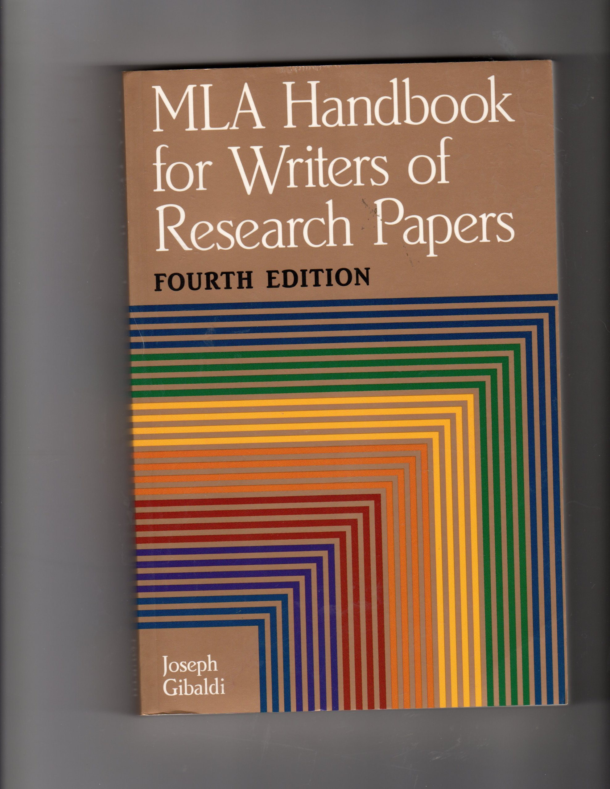 mla handbook pdf free download