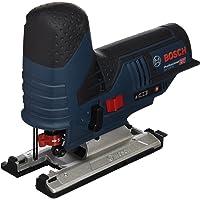 Bosc GST 12 V-70 Professional - Sierra de calar a batería de 12 V (batería y cargador no incluidos)