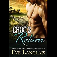 Croc's Return (Bitten Point Book 1) (English Edition)