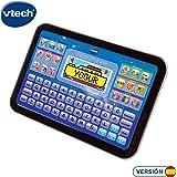 VTech Little App Tableta educativa Infantil con Pantalla LCD a Color, Juguete para aprender en casa con Contenido Especial para niños, Enseña destrezas matemáticas, lingüísticas, Creativas y cognitiva