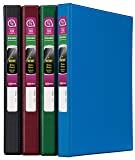 Avery Durable Binder with 1/2 inch Slant