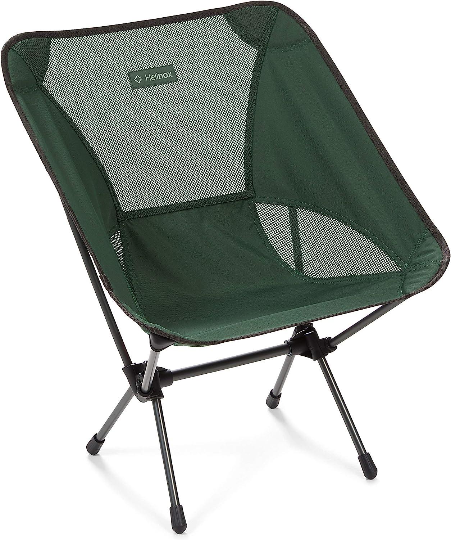Helinox One Chaise Forest Green//Steel Grey 2020