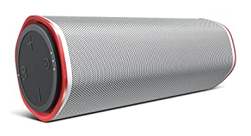 Creative Labs Sound Blaster Free 8W Tubo Color blanco - Altavoces portátiles (8 W,