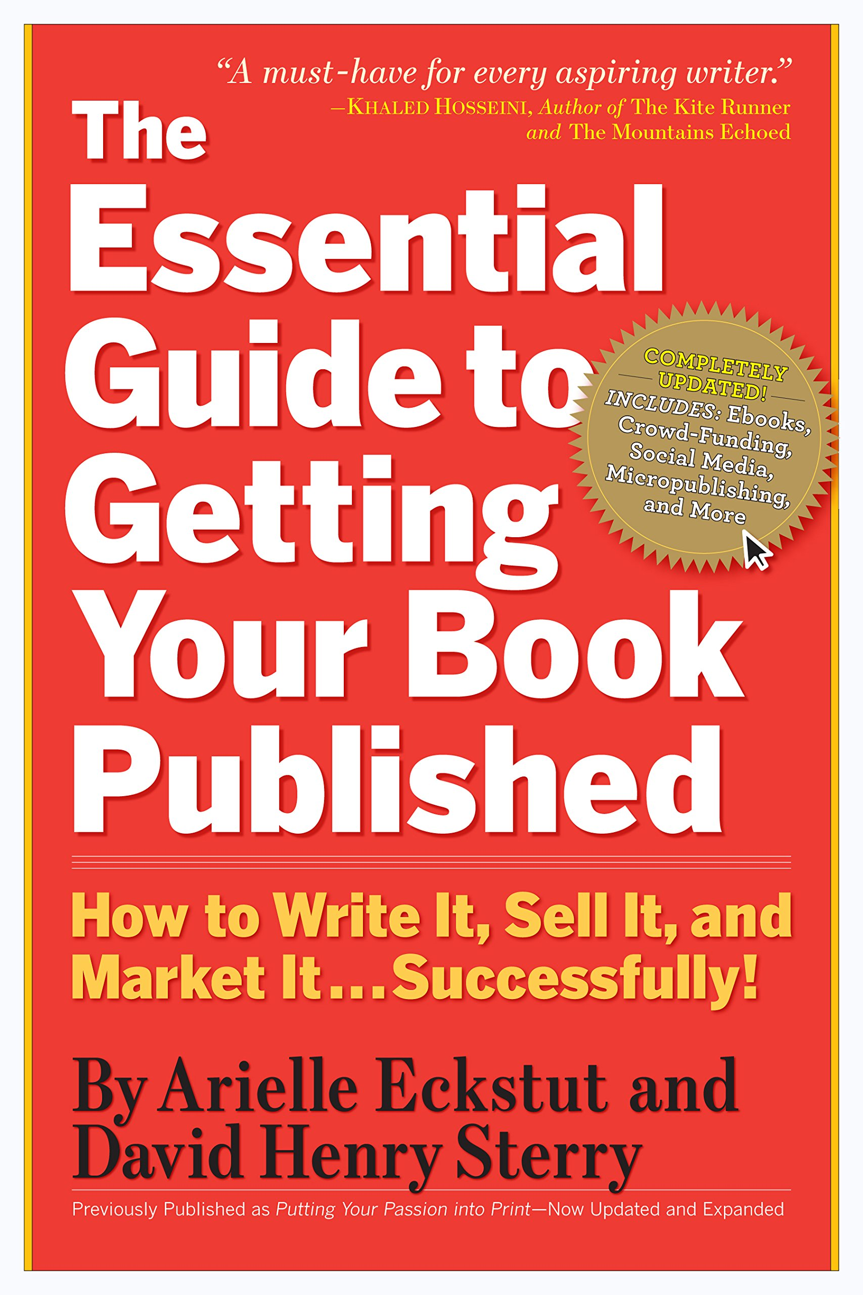 Essential Guide Getting Your Published product image