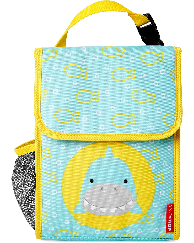 Skip Hop Kids Insulated Lunch Bag, Shark
