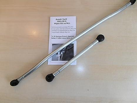 Set de reparación de varillas de limpiaparabrisas de Wipex, kit número 74LL