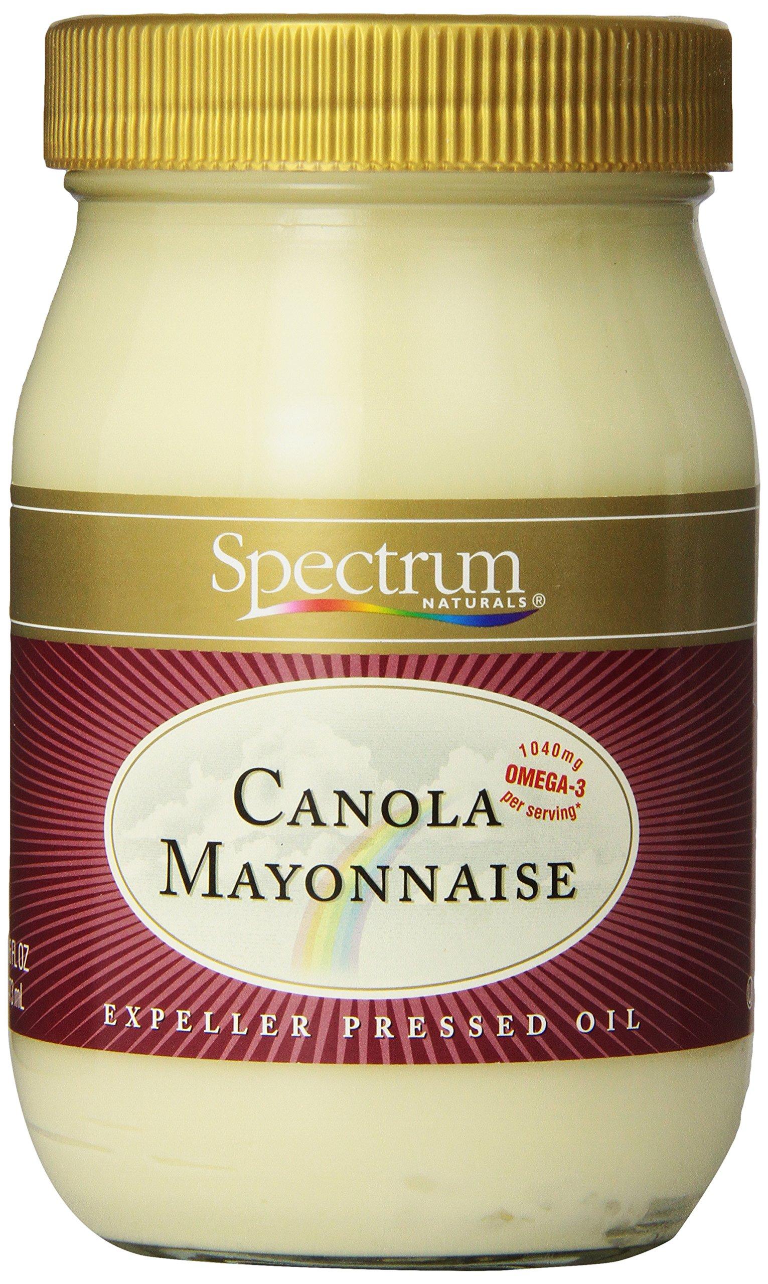 Spectrum, Canola Mayonnaise, 16 oz