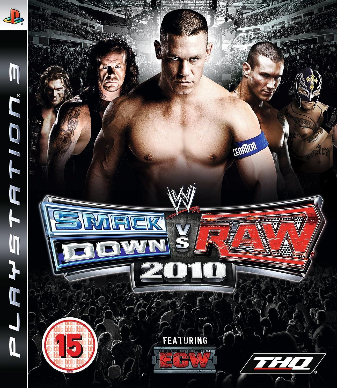 WWE Smackdown vs Raw 2010 (PS3) (輸入版) B002EVPHLA