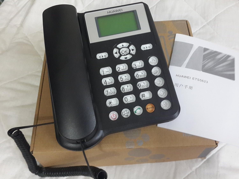 Huawei f501 gsm wireless landline phone any type of gsm sim cards fwp - Generic Gsm Landline Huawei Ets5623 Supports Any Gsm Sim Card Landline Phone Fwp Fct Fwt Amazon In Electronics