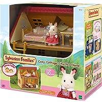 Sylvanian Families Cosy Cottage Starter Home Mini muñecas y Accesorios, (Epoch 5242)