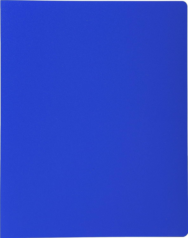 Exacompta 88210e–Confezione di 10cartelle di 20buste PVC, A5, 17x 22cm, Multicolore