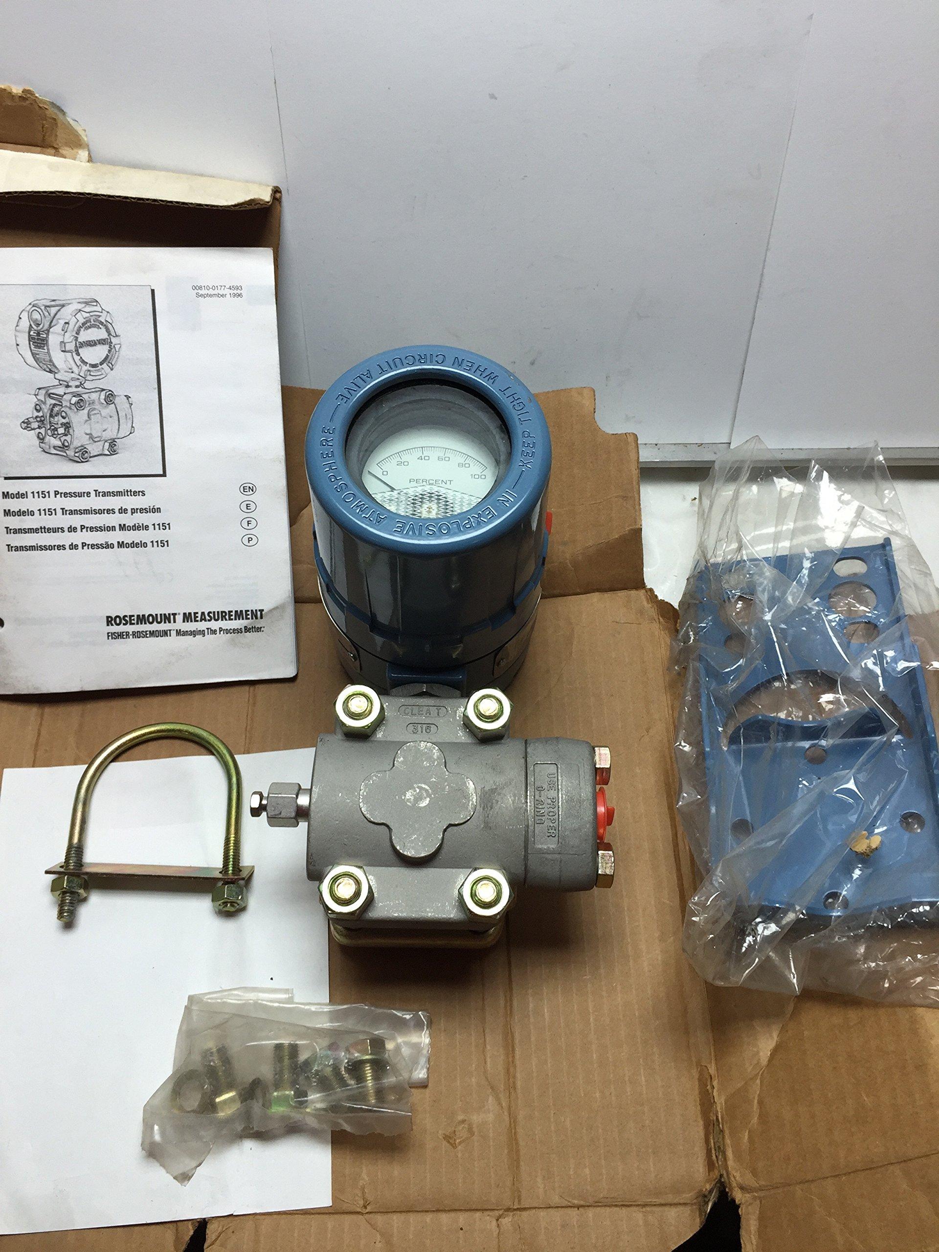 1151Gp4E22M1B3 Transmitter