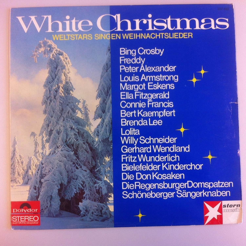 LP - Vinyl - White Christmas - Weltstars singen Weihnachtslieder ...