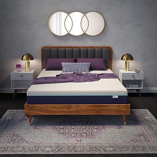 Sleep Innovations Hudson Queen 12 Inch Hybrid Mattress