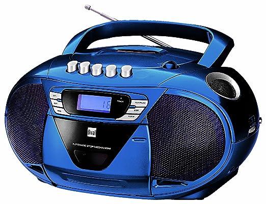 7 opinioni per Dual P 68–1colorato portable Boom Box (MP3Lettore CD