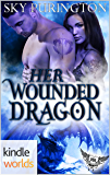 Paranormal Dating Agency: Her Wounded Dragon (Viking Ancestors' Kin, Book 4.5) (Kindle Worlds Novella)