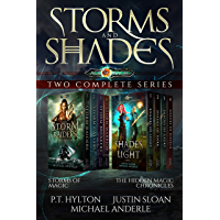 Storms and Shades - Two Complete Series: Storms of Magic and The Hidden Magic Chronicles from the Age of Magic (English Edition)