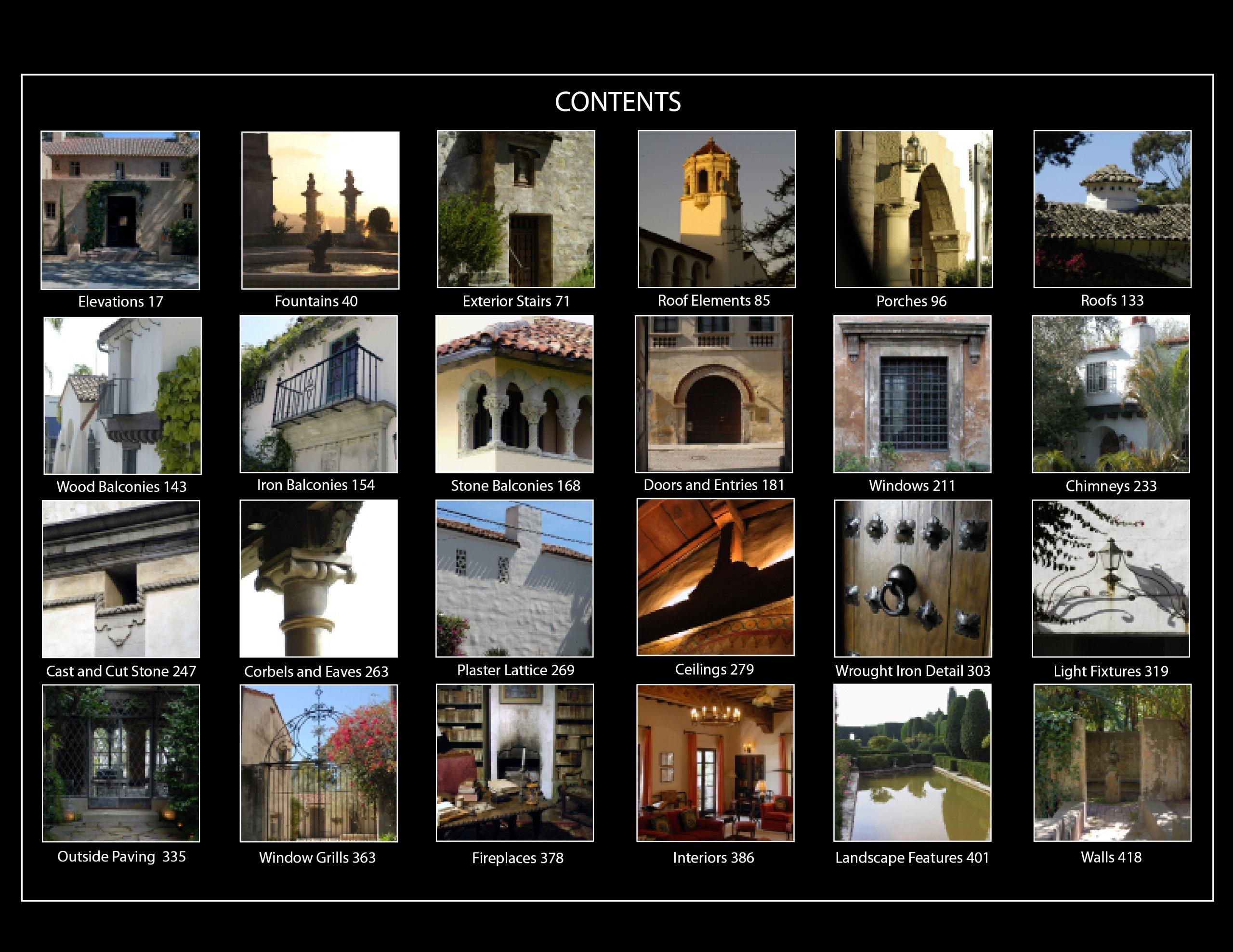 mediterranean architecture a sourcebook of architectural elements