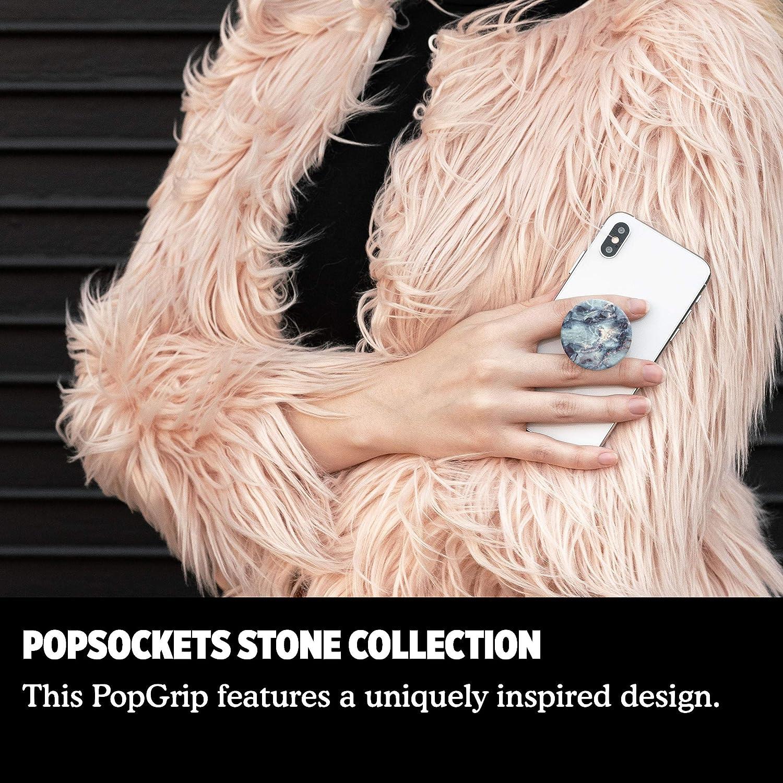 Soporte y Agarre No Intercambiable Captain America Monochrome PopSockets PopGrip para Tel/éfonos M/óviles y Tabletas