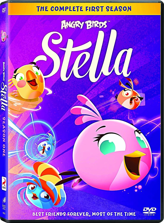 Amazon com: Angry Birds: Stella - Season 01: Antti Paakkonen
