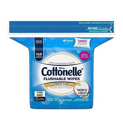 Cottonelle diseño de frutas de para el cuidado de la se pueden eliminar con humedecer toallitas