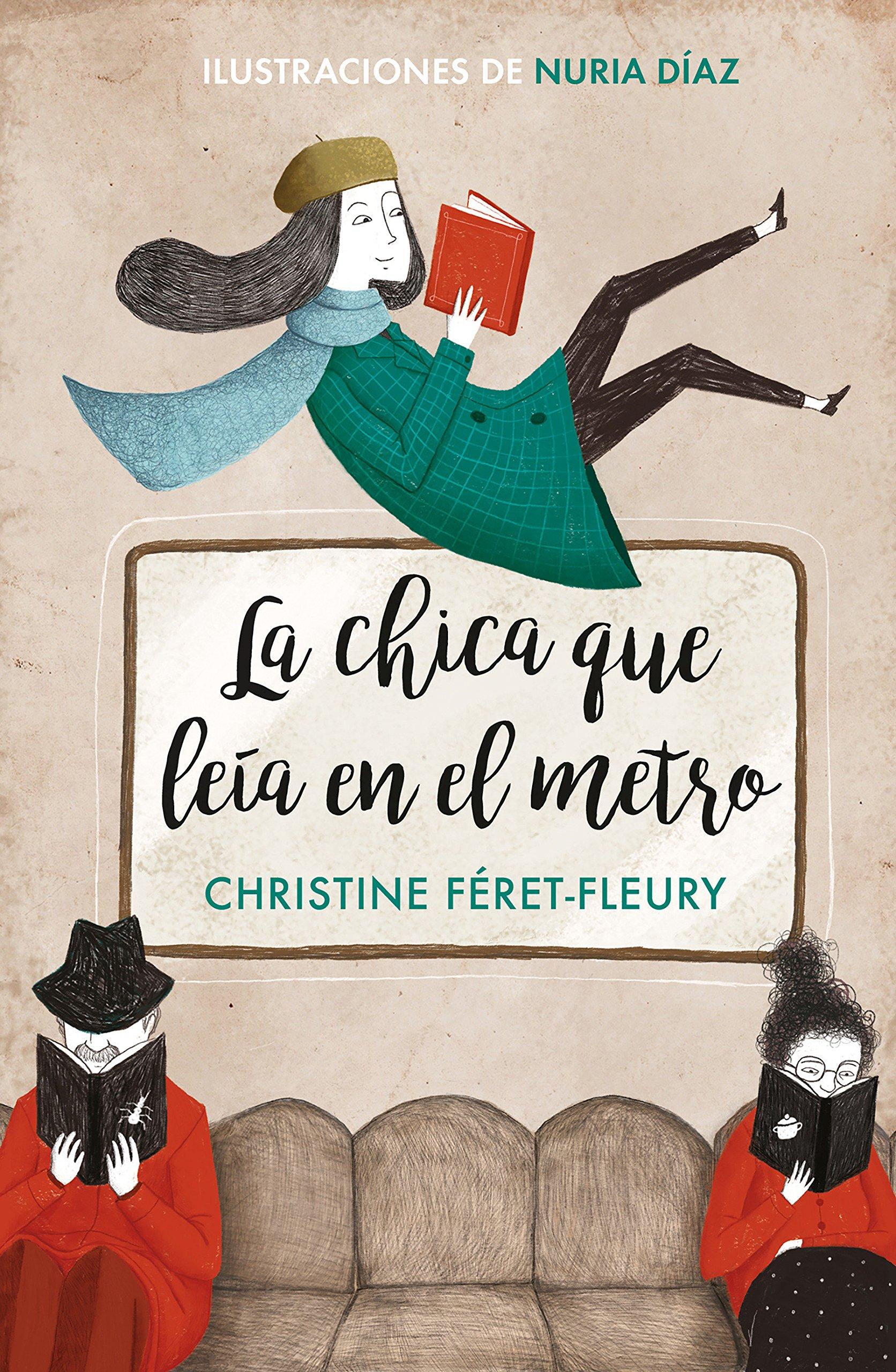 La Chica Que Leía En El Metro / The Girl Who Read on the Metro ...