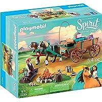 PLAYMOBIL 9477 Spielzeug-Vater Jim mit Kutsche