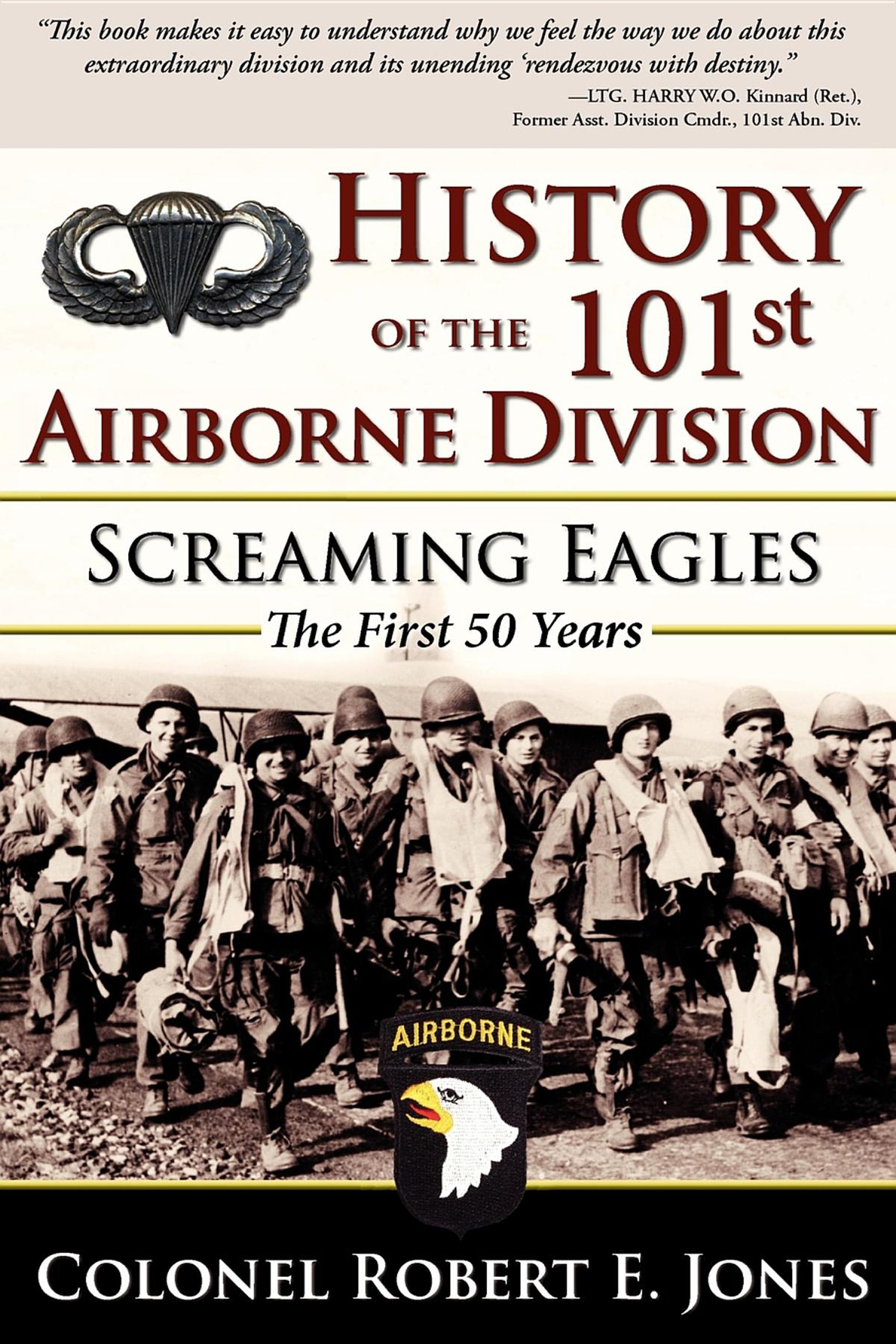 History of the 101st Airborne Division: Screaming Eagles