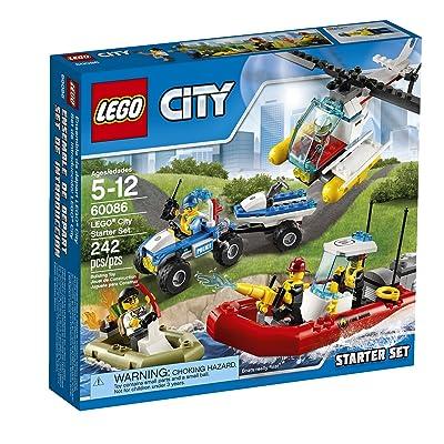 LEGO City Town Starter Set: Toys & Games