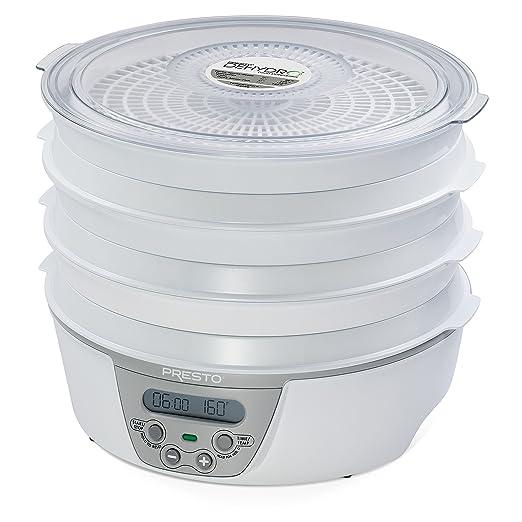 The Presto 06301 Digital Electric Food Dehydrator