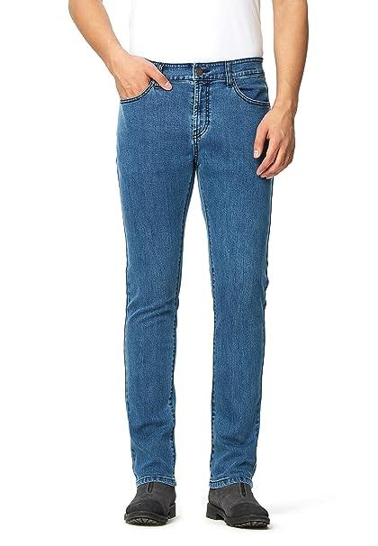 durable service get online perfect quality ASPOP Jeans Men's Stretch Cotton Athletic-Fit Jean