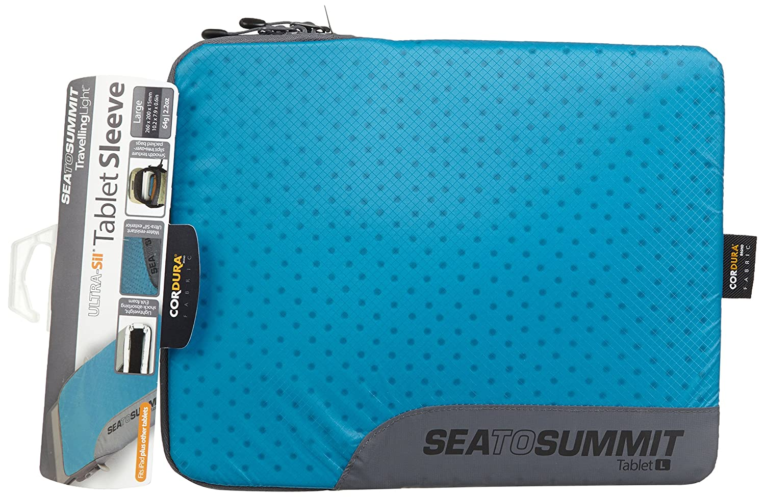 Amazon.com: Sea To Summit Travelling Light Tablet Sleeve, Pacific Blue, Small: Sea to Summit: Home & Kitchen