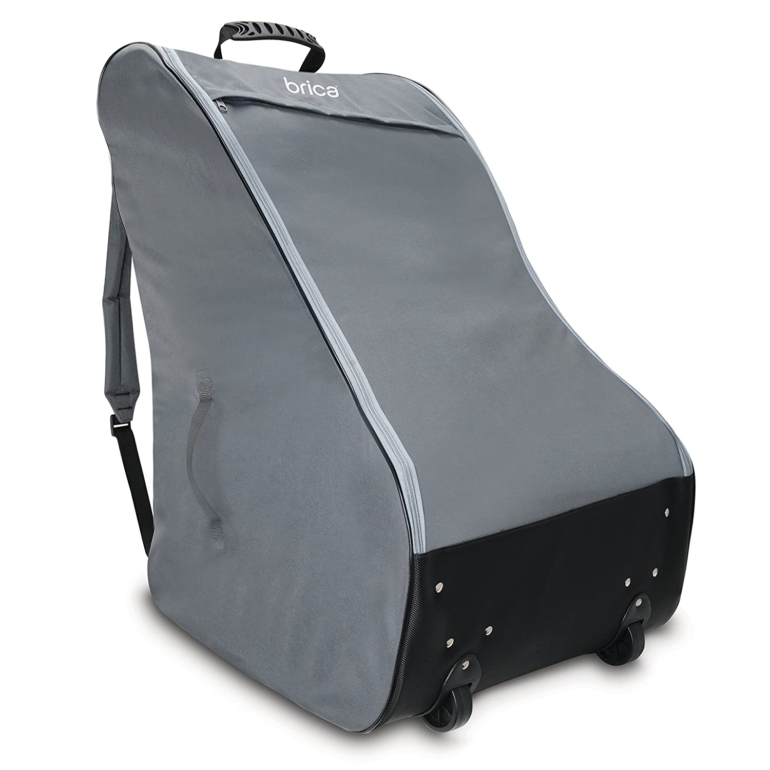 Astonishing Munchkin Brica Cover Guard Car Seat Travel Bag Grey Alphanode Cool Chair Designs And Ideas Alphanodeonline