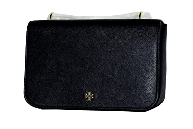 0294a9d813 Image Unavailable. Image not available for. Color: Tory Burch Emerson  Adjustable Shoulder Bag ...