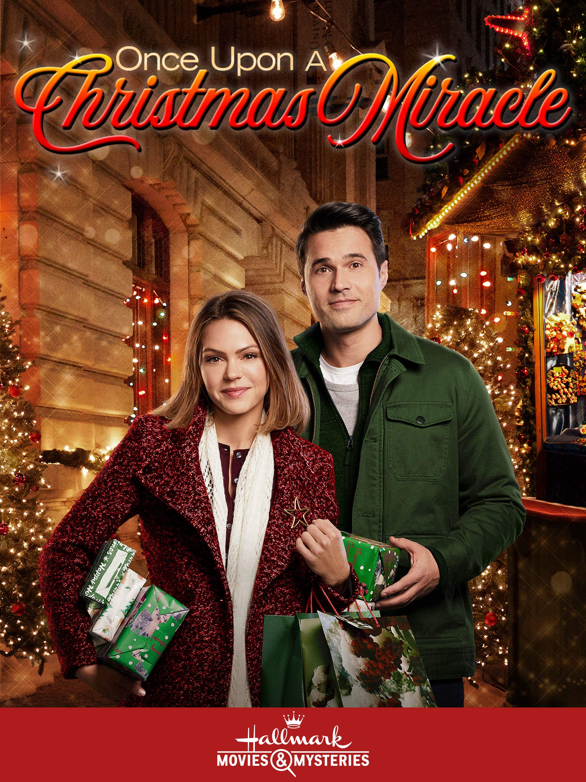 watch once upon a christmas miracle free online