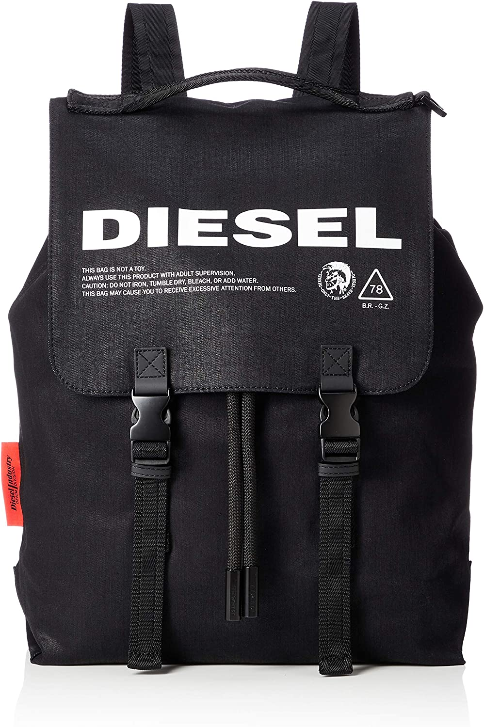 Diesel Men's Thisbagisnotatoy Volpago Back - Backpack