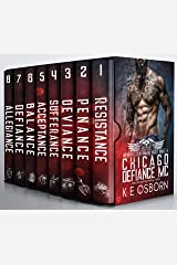 The Chicago Defiance MC Boxset Books 1-8 The Complete Series Kindle Edition