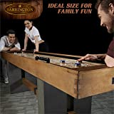 BARRINGTON Urban Collection 9 ft. Shuffleboard