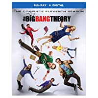 Deals on Big Bang Theory, The: S11 (BD)