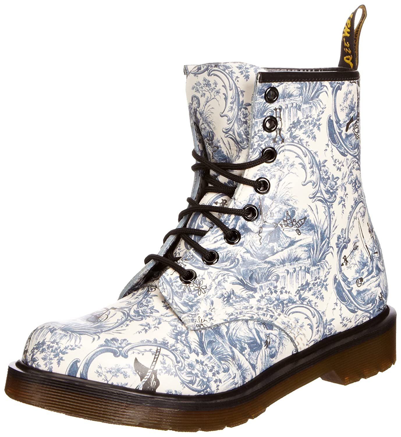 Dr. Martens 1460 Originals Eight-Eye Lace-Up Boot B071V61YWL 9 B(M) US|Blue