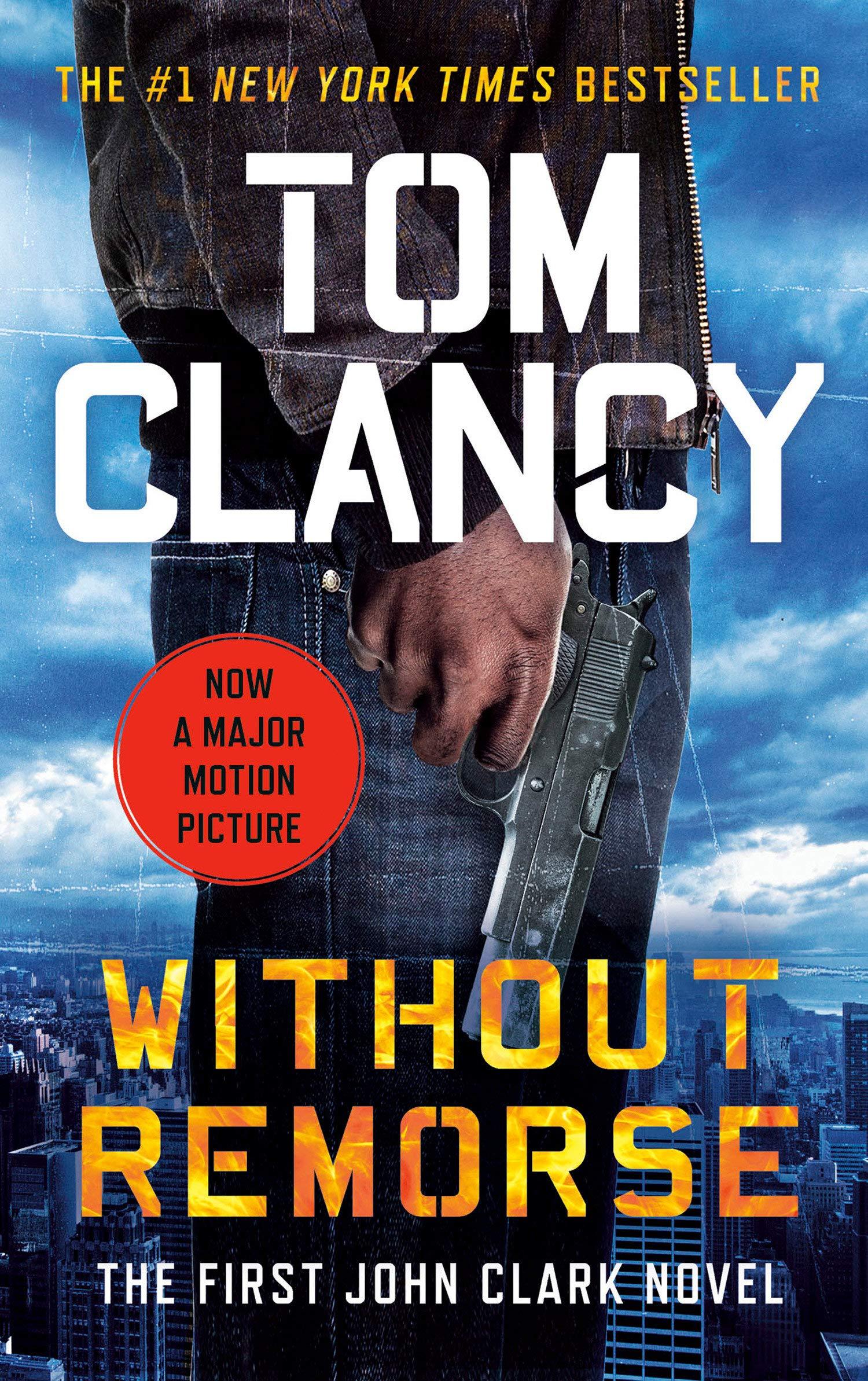 Without Remorse John Clark Novel A Band 1 Clancy Tom Fremdsprachige Bücher