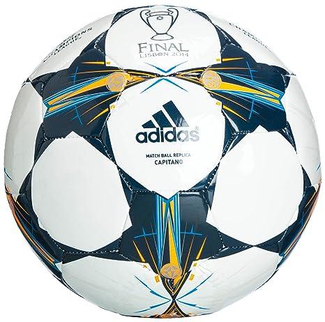 adidas Ball Finale Lissabon Capitano - Balón de fútbol, color ...