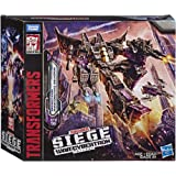 Transformers Toys Generations War for Cybertron Voyager Wfc-S27 Decepticon Phantomstrike Squadron 4 Pack - Final Strike Figur