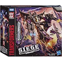 Transformers Toys Generations War for Cybertron Voyager WFC-S27 Decepticon Phantomstrike Squadron 4-Pack - Final Strike Figure Series: Part 2 (Amazon Exclusive)